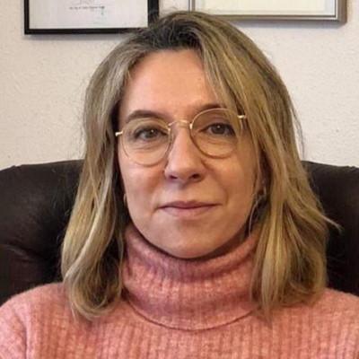 Coral Rubio del Pino. Abogada